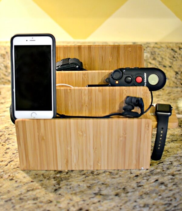 mobilevision multi-device charging station
