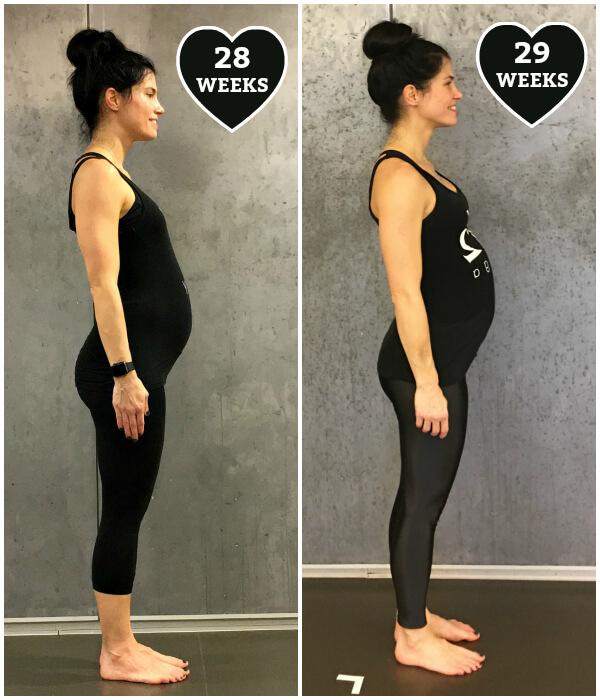 29 weeks pregnancy update