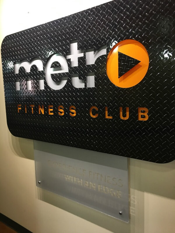 metro fitness club