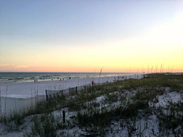 Fort Walton Beach Sunset