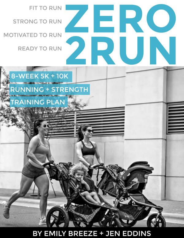 Zero2Run Ebook