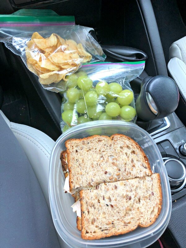 car picnic