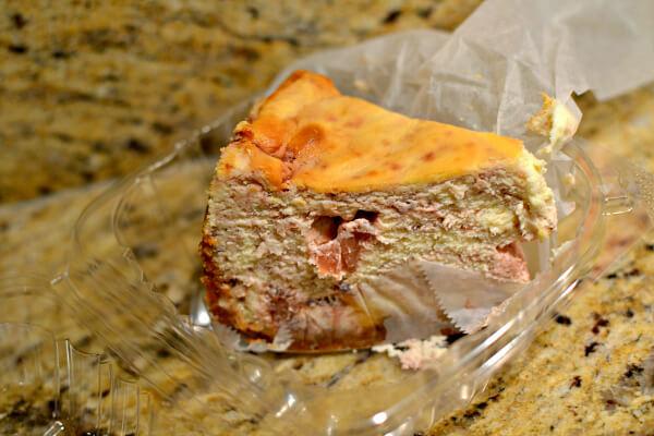 Villani's Bakery Charlotte Cheese Cake