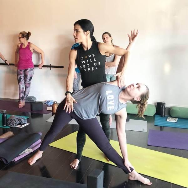 yoga assist training
