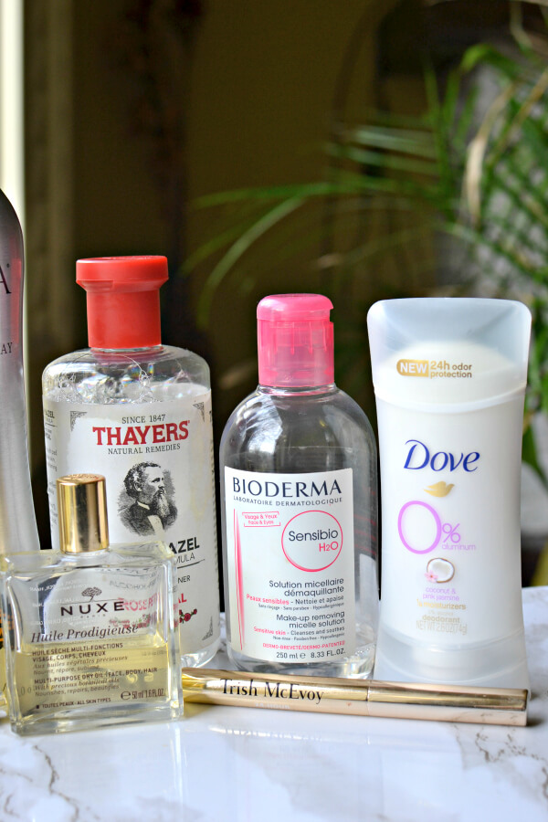 10 Current Favorite Beauty Products