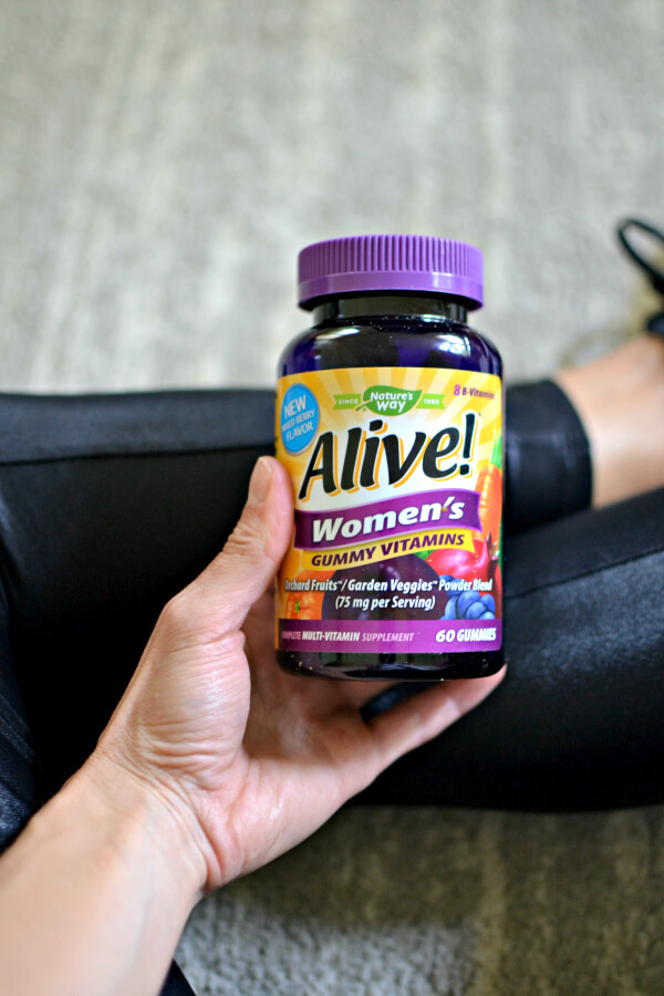 Alive! Women's Gummy Multivitamins