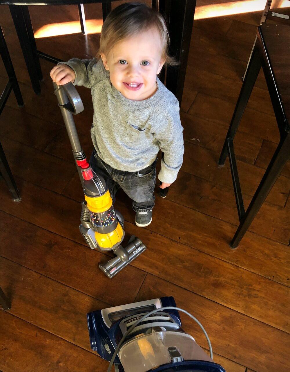 toddler vacuum