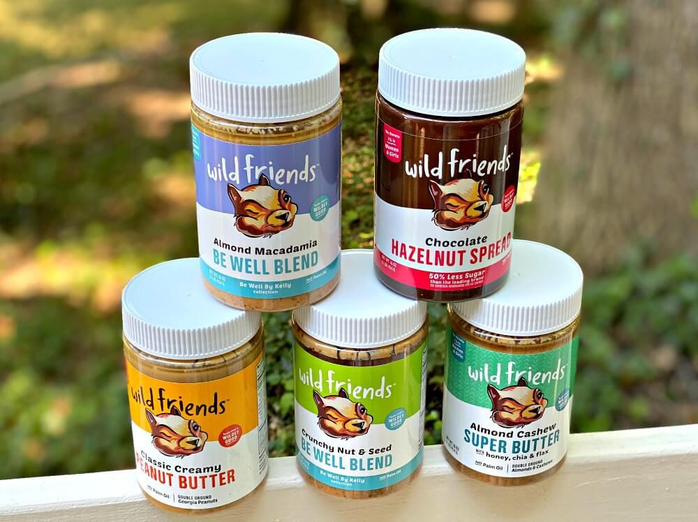 wild friends nut butter