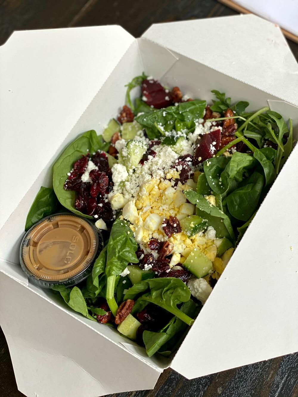 Reid's fine foods build your own salad