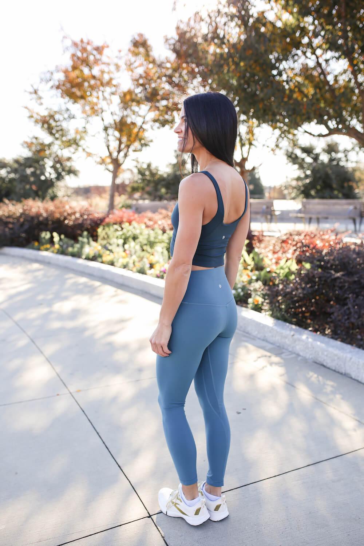 lululemon align tank and align pants
