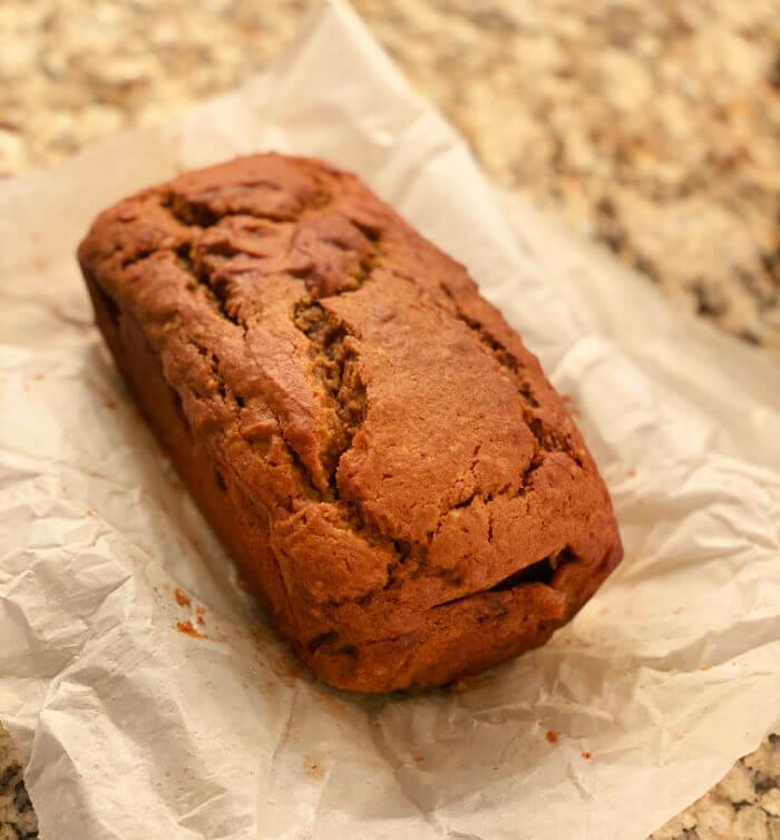 bon appétit pumpkin bread