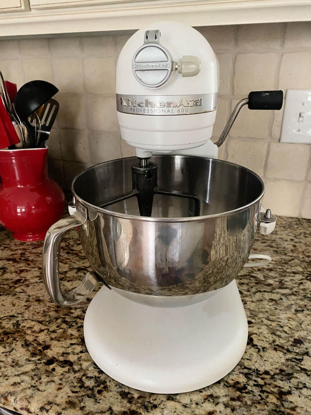 kitchen aid professional 600