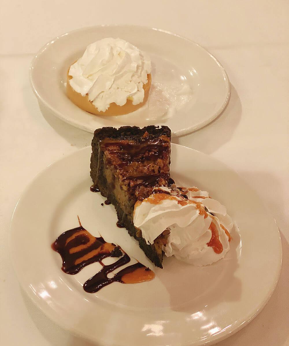 Galatoire's New Orleans Dessert