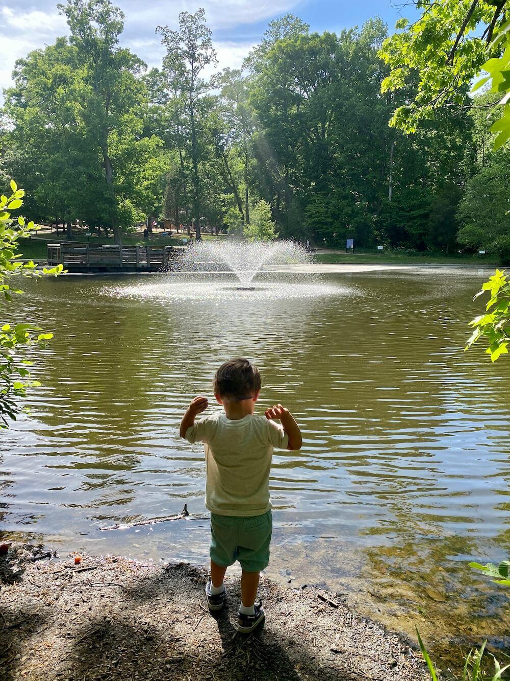 squirrel lake park