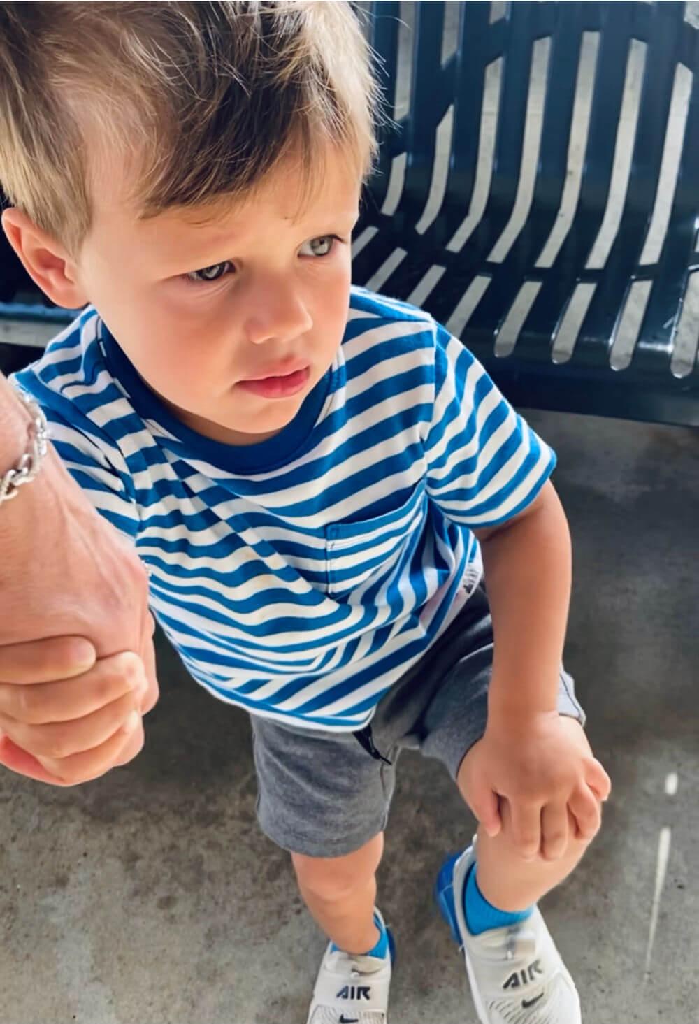 transient synovitis toddler