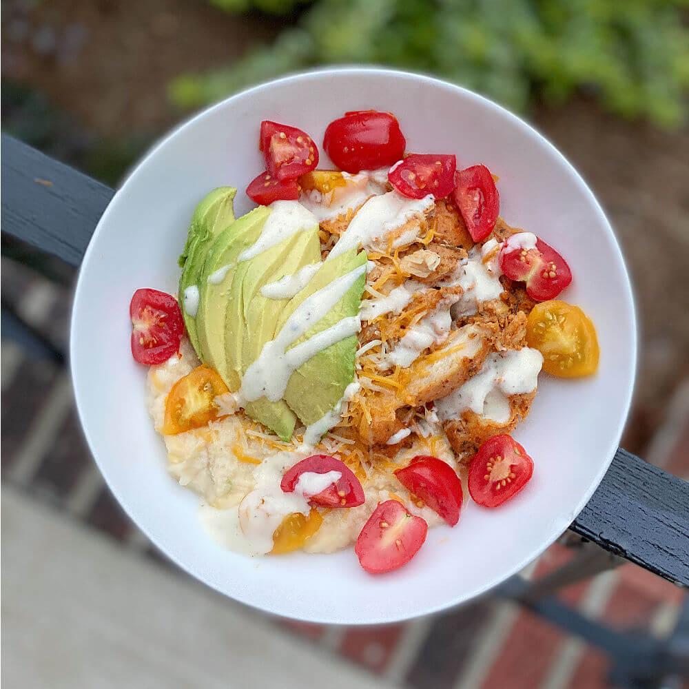 metabolic meals chicken dinner
