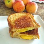Fruity Grilled Cheese