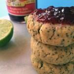 Lime Poppyseed Cookies