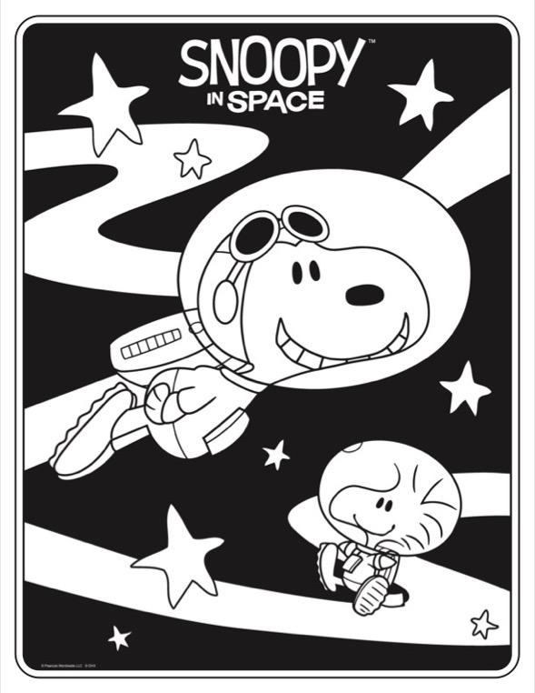 Peanuts Coloring Sheets Peanuts