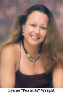 Lynne Peanuts Wright
