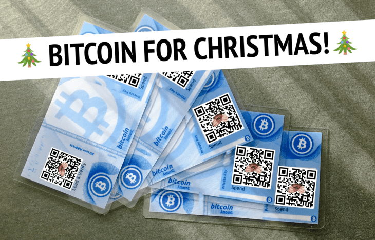 Bitcoin for Christmas