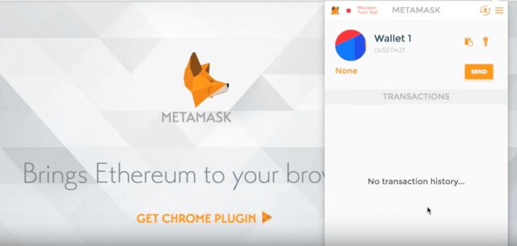 MetaMask Browser Extension