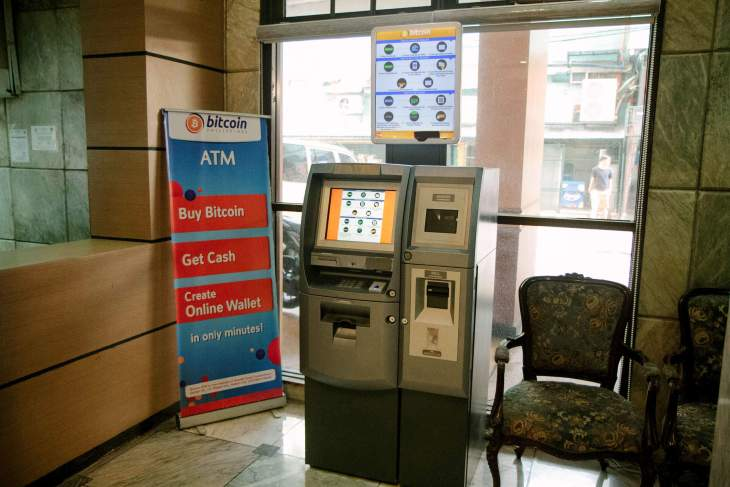 Bitcoin ATM in Makati