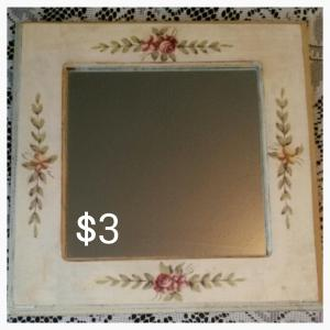 Antique Decorative Mirror