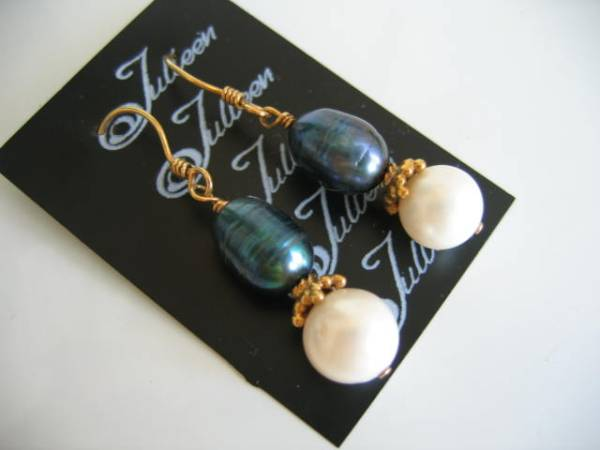 Alison Cluster Earrings