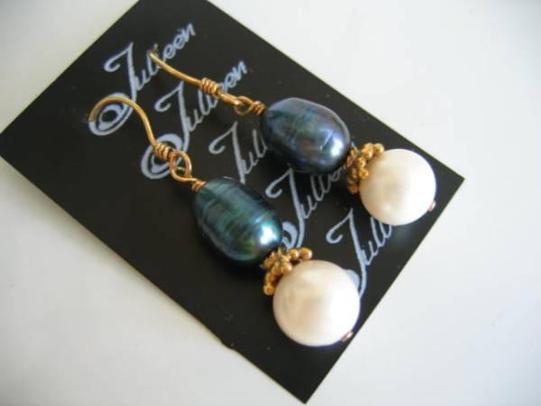 Alison Cluster Earrings