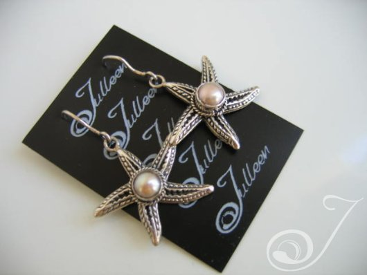 Star Power Earrings