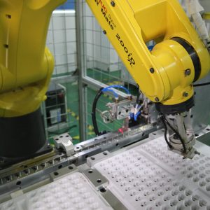 Pearl Engineered Solutions high precision injection molding equipment