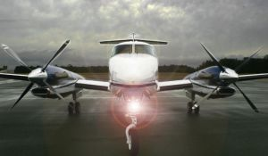 Aeropearl King Air B350