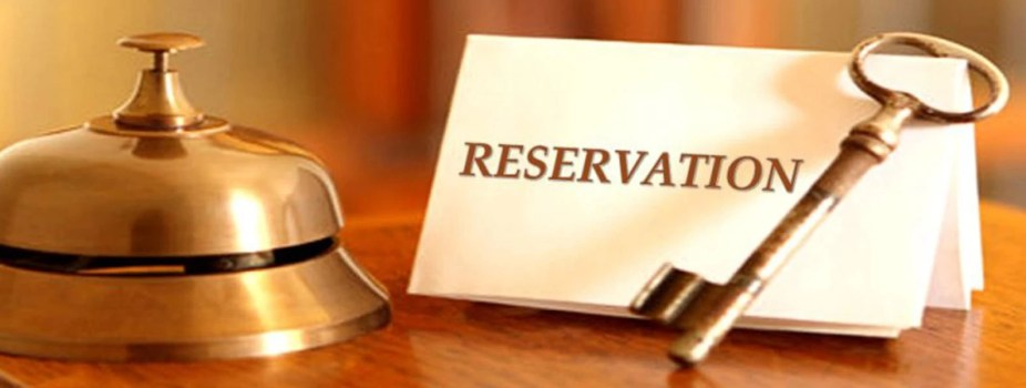 Dank voor je reservering