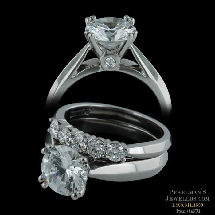 Scott Kay Jewelry Scott Kay Solitaire Engagement Ring