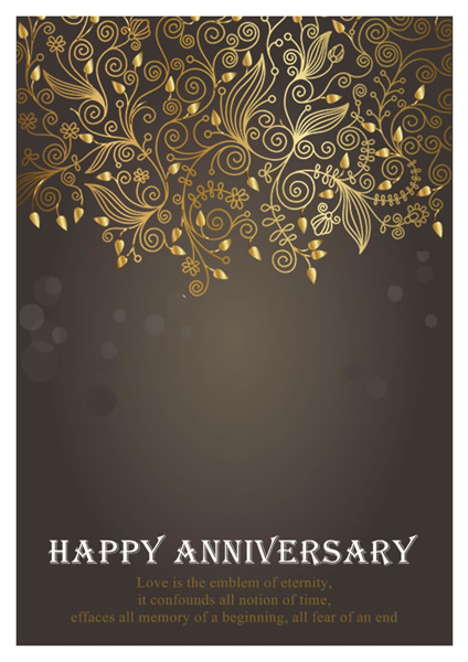 Make Anniversary Card Online Free