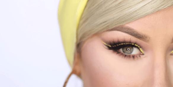 Modern Pin-Up Makeup Tutorial - YouTube