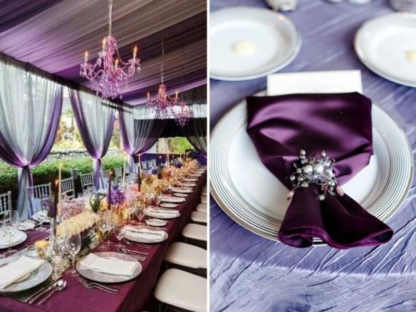 Royal wedding themed pearl wedding