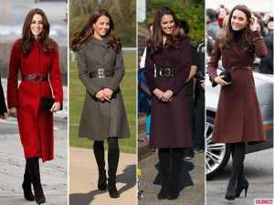 how to look elegant in a belted coat