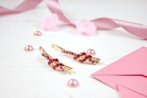pearl hair clips