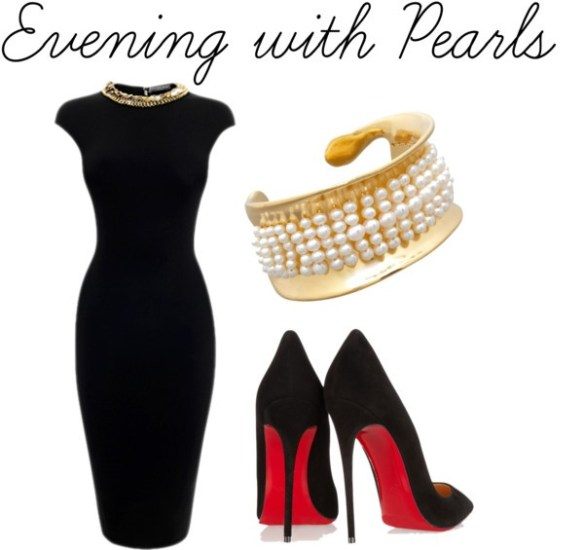 Evening with Pearls
