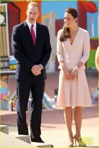 The Duke And Duchess Of Cambridge Tour Australia And New Zealand - Day 17