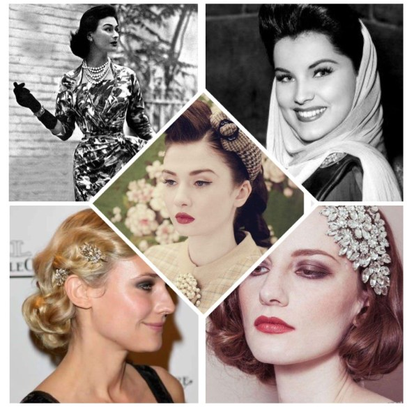 old hollywood style accessories
