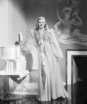old hollywood glamour ginger rogers