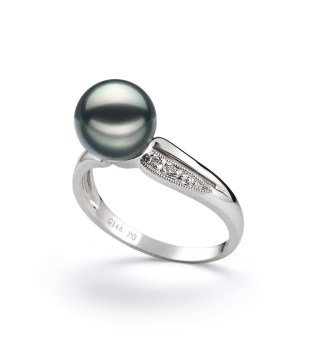 Japanese Akoya Cultured Pearl Ring