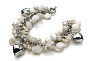love pearl bracelet gift