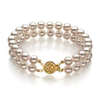 akoya pearls bracelet