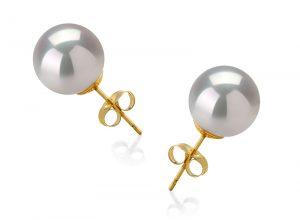 pearl earrings wedding