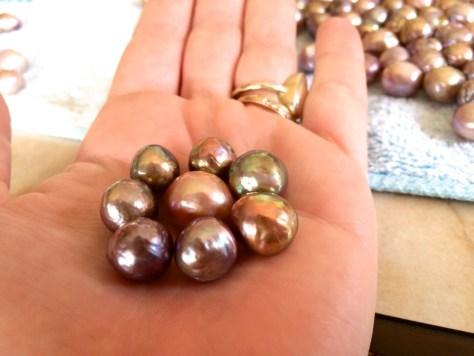 Perlenhand