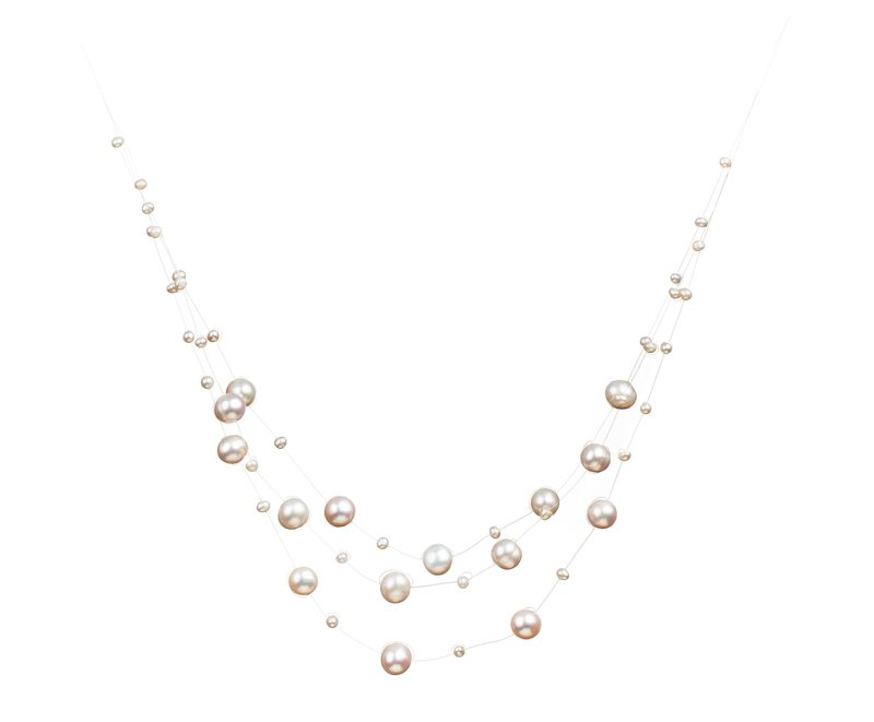 The Triple Strand Pearl Necklace How to Style It Pearls Only